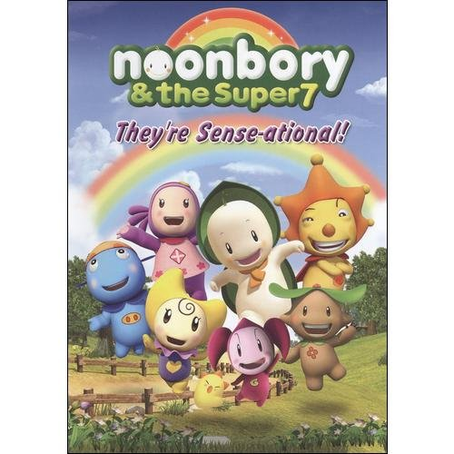 Noonbory & The Super 7: They're Sense-ational!