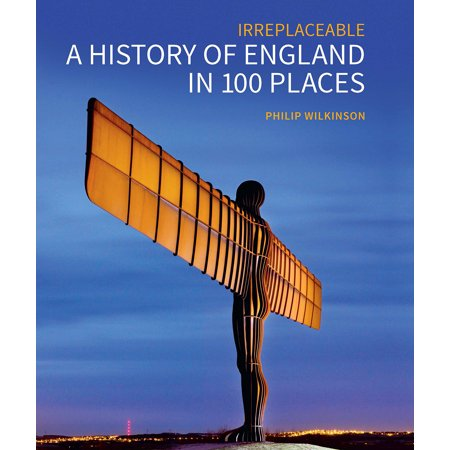 A History of England in 100 Places : Irreplaceable - Best Halloween Places In New England