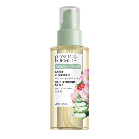 Physicians Formula Organic Wear Double Cleansing Oil, (Mv Organic 9 Oil Cleansing Tonic Review)