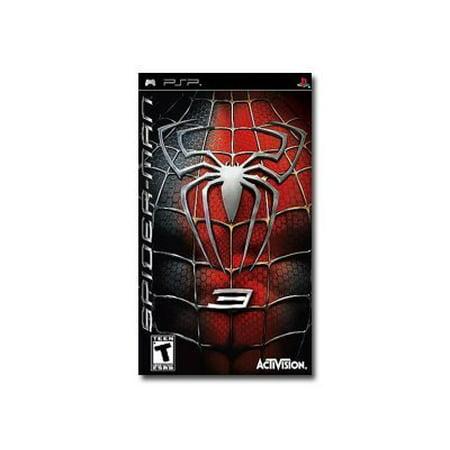 Spider-Man 3 - Sony PSP