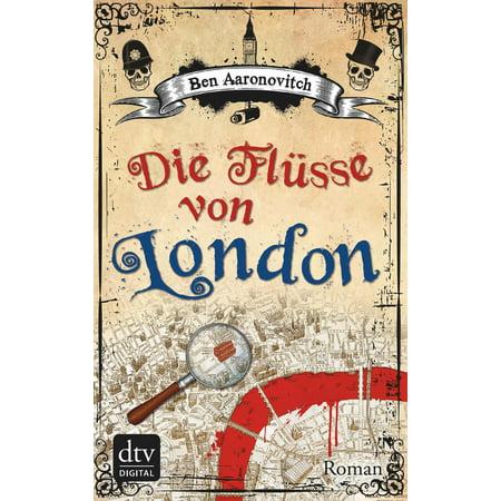 Die Flüsse von London - eBook (Die Zeile London)