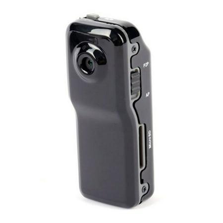 MD80 Digital Video Recorder Mini Camera Portable Black Camcorder