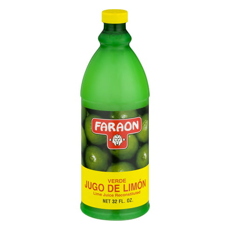Faraon Juice, Lime, 32 Fl Oz, 1 Count