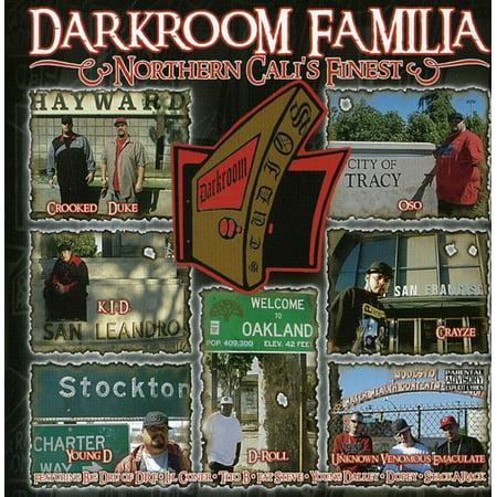 Darkroom Familia: Northern Cali's Finest (explicit)