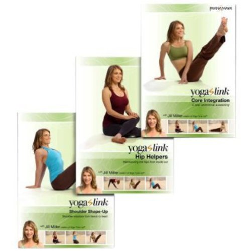 Yoga Link: Harmonizing Hips, Shoulders And Core - Hips Helpers / Shoulder Shape-Up / Core Integration