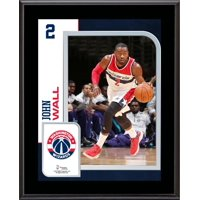 John Wall Washington Wizards 10.5'' x 13'' Sublimated Player Plaque