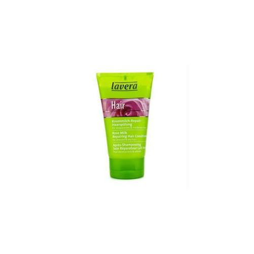 Lavera 14591926644 Rose Milk Repairing Hair Conditioner - For Stressed &amp- Dry Hair - 150ml-5oz