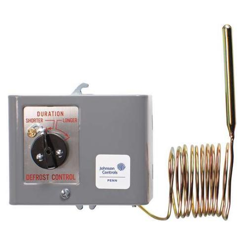 Johnson Controls Line Voltage Mechanical Thermostat, Heat...