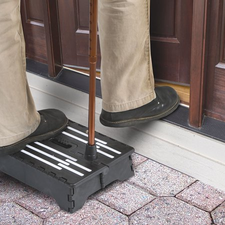 Portable Folding Riser Step Reach Items With Ease