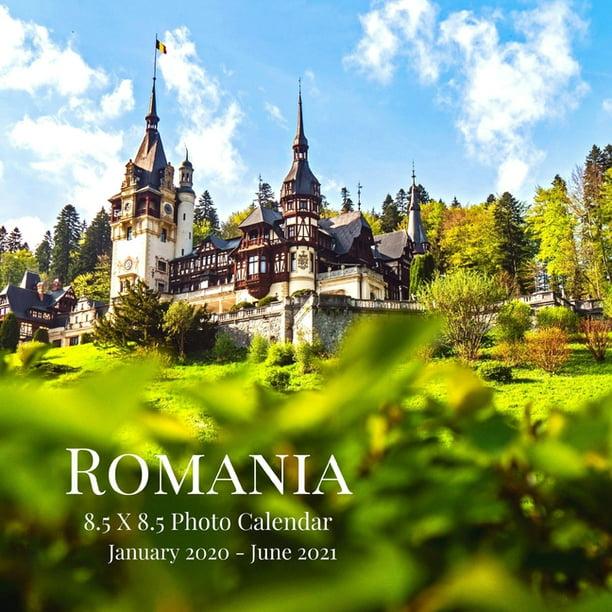 Romania 8.5 X 8.5 Photo Calendar January 2020 - June 2021 ...