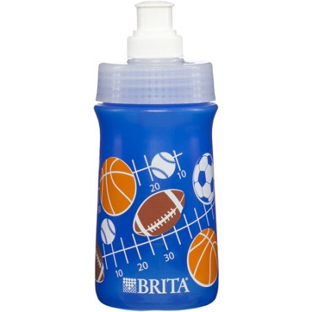 Brita Kids' Bottle, 6-Pack, BPA Free