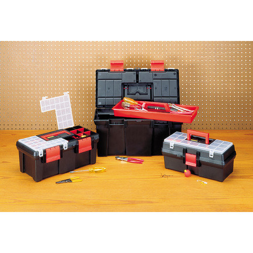 Quantum Storage Heavy Duty Tool Box