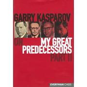 My Great Predecessors: My Great Predecessors (Hardcover)