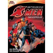 Marvel Knights Astonishing X-Men: Dangerous (DVD) by SHOUT FACTORY