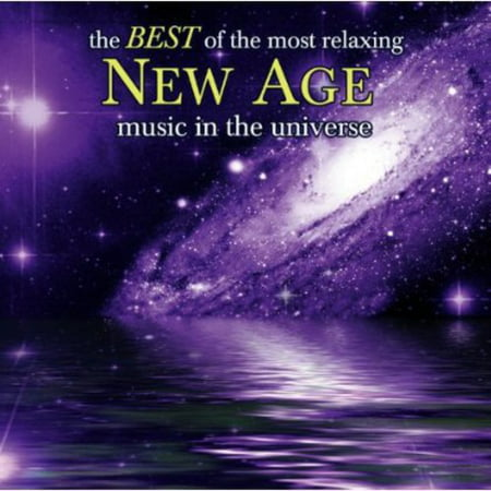 New Music Cd (Best Of The Most Relaxing New Age Music In The Universe)