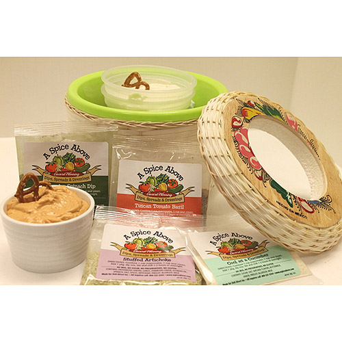 Deli Direct Dip Gift Pack with Chiller