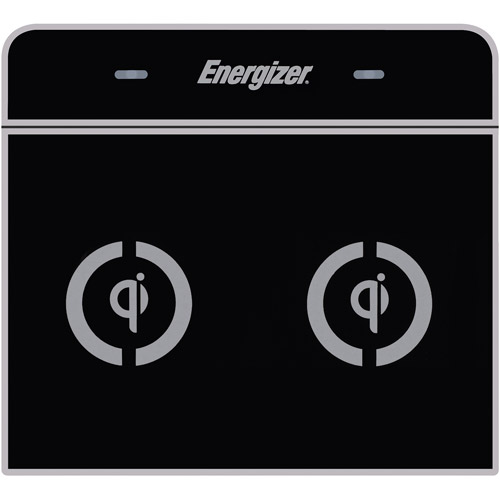Energizer Qi-Enabled Position Inductive Charger - Black