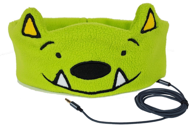 Earphones volume - toddler headband earphones