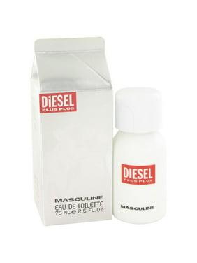 DIESEL PLUS PLUS by Diesel - Men - Eau De Toilette Spray 2.5 oz