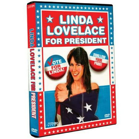 Image of Linda Lovelace for President