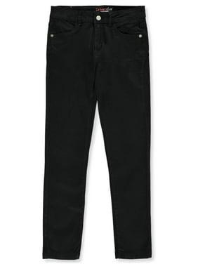 Dream Star Girls' Stretch Twill Jeans
