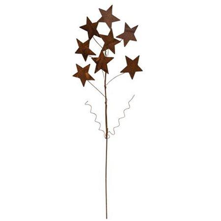 Rusty Tin Craft Supplies - Rusty Tin Star Spray 17