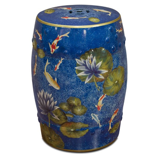 Arts Porcelain Garden Stool End Table, Porcelain Garden Stools Chinese
