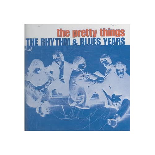 THE RYHTHM & BLUES YEARS features covers of tunes originally recorded by Bo Diddley, Jimmy Reed, Chuck Berry, Snooky Prior and others.<BR>Contains 34 tracks.
