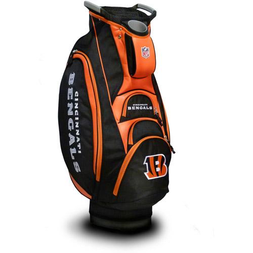Team Golf NFL Cincinnati Bengals Victory Golf Cart Bag