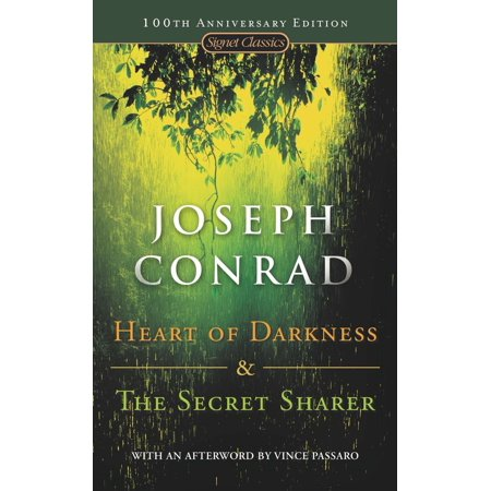 Heart of Darkness and the Secret Sharer (Hearts Of Darkness A Filmmakers Apocalypse Part 1)