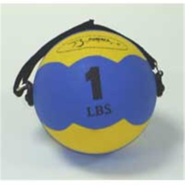 FitBALL FBMM1 FitBALL MiniMed - Yellow - 1 lb.  5 in.