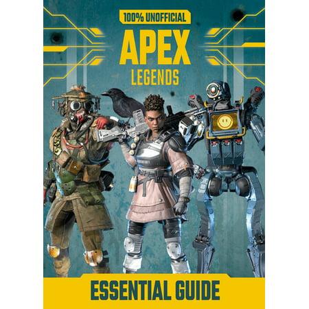 100% Unofficial Apex Legends Essential Guide (Hardcover)