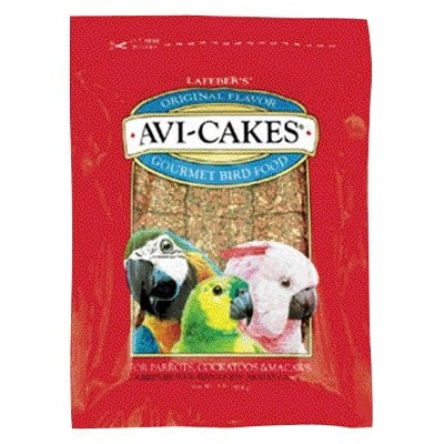 Lafeber's Avi-Cakes For Macaws Cockatoos, 16-Oz