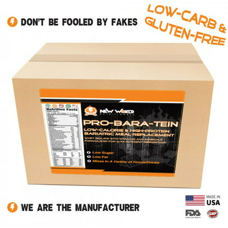 Bulk Pro-Bara-Tein - Bariatric Nutrition - Direct From Manufacturer