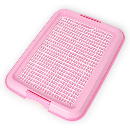 AkoaDa Pet Training Pad Floor Tray Medium Puppy Dog Holder Large Protection Pee