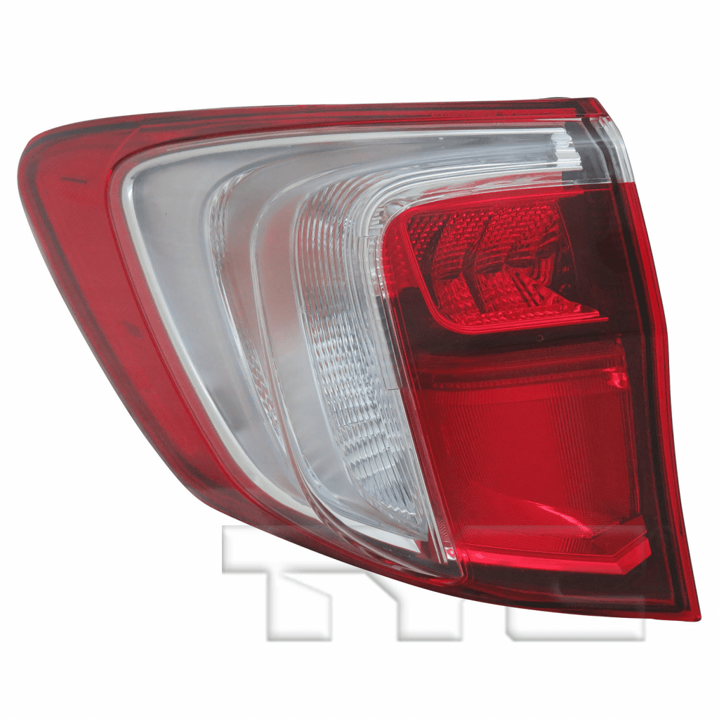 For Acura RDX Tail Light 2016 2017 2018 Driver Side LED
