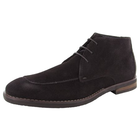 - Robert Wayne Mens Tatum Lace Up Chukka Boot Shoes