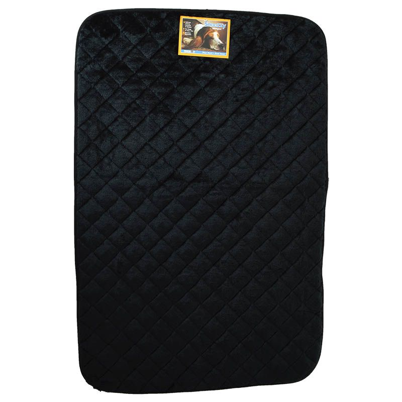 Precision Pet SnooZZy Sleeper - Black Large 5000 (43 Long x 28 Wide)
