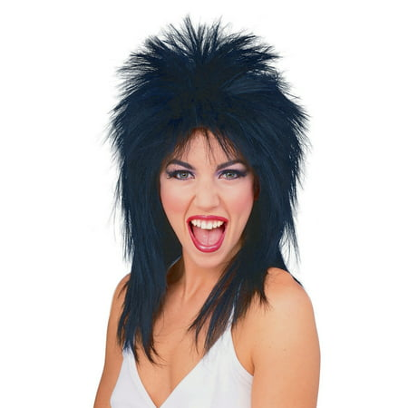 Unisex Superstar Adult Halloween Costume Accessory Wig - Easy Halloween Costumes With Wigs
