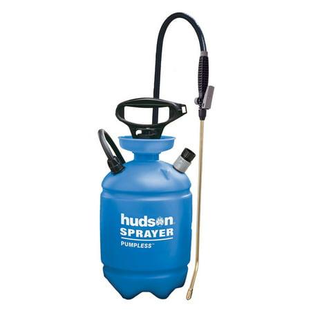 Hudson 27912 2 Gallon PumpLess Poly Sprayer 2 Gallon Poly Sprayer