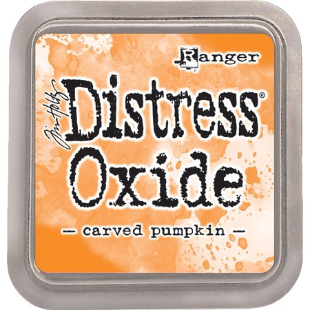Tim Holtz Distress Oxides Ink Pad-Carved Pumpkin