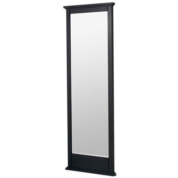 Ikea Full Length Wall Mirror Black, Ikea Long Length Mirror