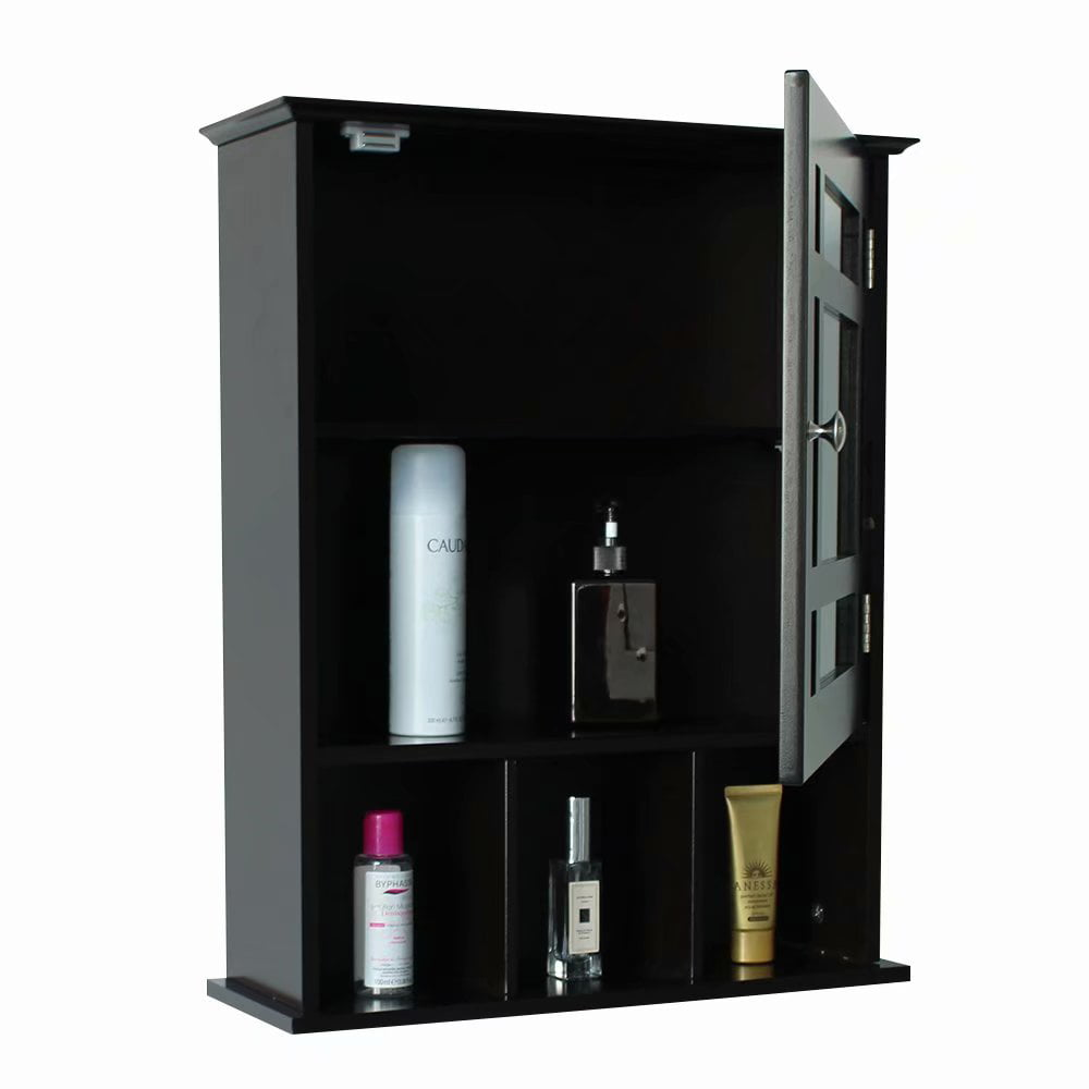 akoyovwerve wall mounted cabinet for bathroom, hanging