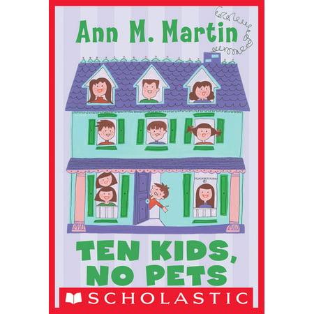 Ten Kids, No Pets - eBook