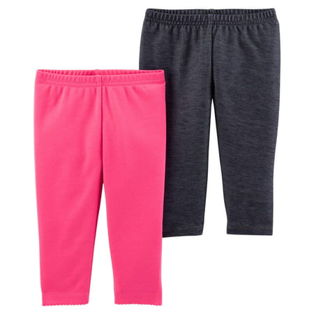 Child Of Mine By Carter's Pants, 2-pack (Baby Girls)](By Kepi Kids)