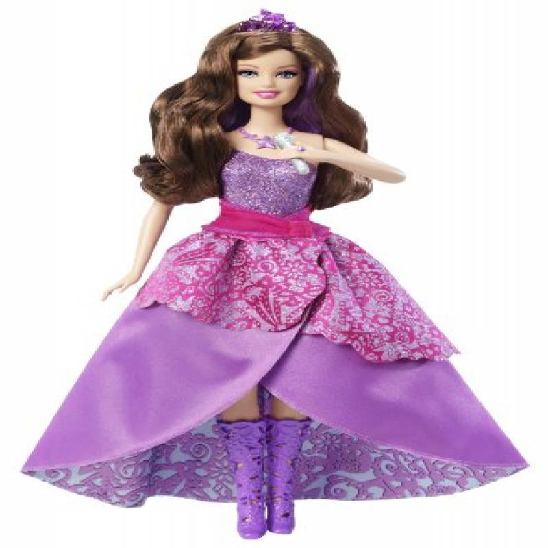 Barbie The Princess & the Popstar 2-in-1 Transforming Keira Doll by Generic