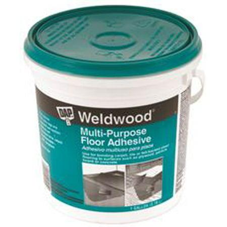 Dap Weldwood Multi-Purpose Floor Adhesive 4