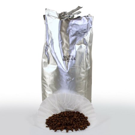 Red Diamond 108020 Coffee Silver Service 100% Arabica 1-10 Pound
