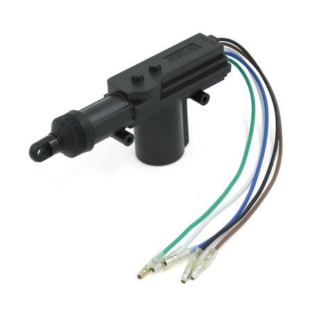 Universal Car Central Door Auto Locking System Lock Actuator Motor 5 (Cost Of Central Locking System For Cars)