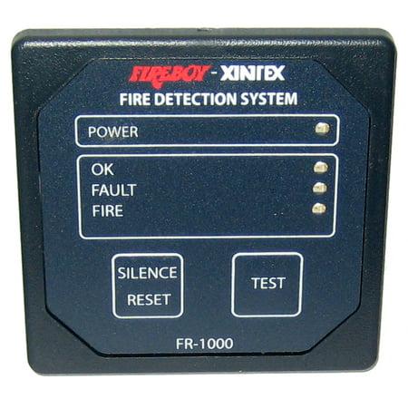 The Amazing Quality Xintex 1 Zone Fire Detection   Alarm Panel